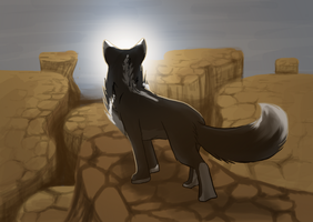 Went looking for reverence by Painted-Shadow