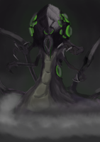 Abathur, the Evolution Master - Quick Paint by greatpein