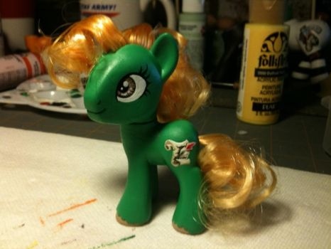 Commission Unnamed Pony by KimmersCustoms