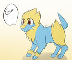 Manectric by Maylehh