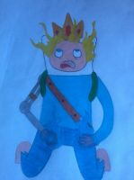 Finn the Human by MrSimonConnor