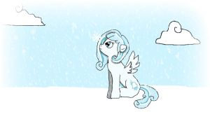 SnowFlake: The First Snow by SuperRainbowSakura
