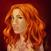 Clary by palnk