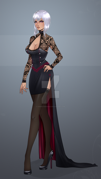 Finished Outfit Adopt 42 (AB2 option) by CherrysDesigns