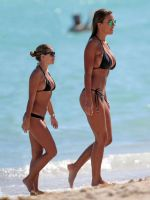 Devin Brugman Tall Beach by ChaoticWarlord