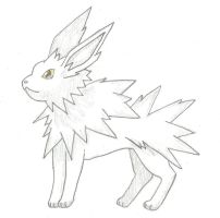 Jolteon by limeyemil