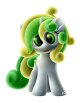 Snow Pea by SymbianL