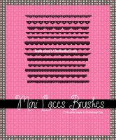 Mini Laces Brushes. by Coby17