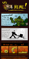 Monster Hunter Meme (Completed!) by DinoHunter2