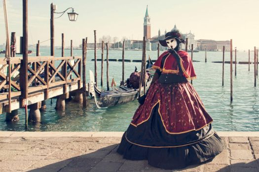 Secrets of Venice by MaryMODIFIED