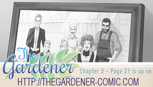 The gardener - Chapter 3 page 21 by Marc-G