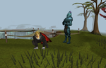 Edward and Alphonse Elric (Cosplay) -Runescape- by GandalfrRune