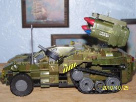 UNSC Wolverine 9 by coonk9