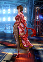 Tekken Tag 2 Anna williams by Steveburnside227