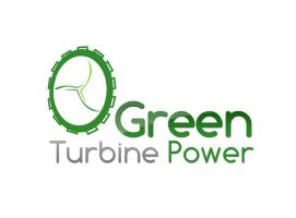 Green Turbine Logo Option 2 by hamzahamo