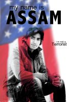 My NAme Is Assam by AssamART