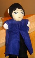 Roy Mustang plushie by ladyryu