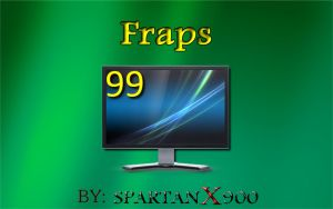 Fraps Icon by SpartanX900