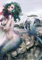 Mermaid. by UnseelieAllure