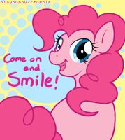 Come on and Smile by Harumi-Chan