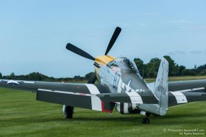 North American P-51 Mustang by TPJerematic
