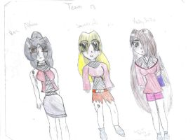 Team 13 by CrazyLittleNaruto