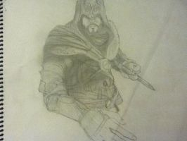ASSASSINS CREED REVELATIONS by VaanDeeRLOrDE