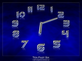 Ten Past Six by cjmcguinness