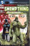 Swamp Thing, Batman Sketchcover by LangleyEffect