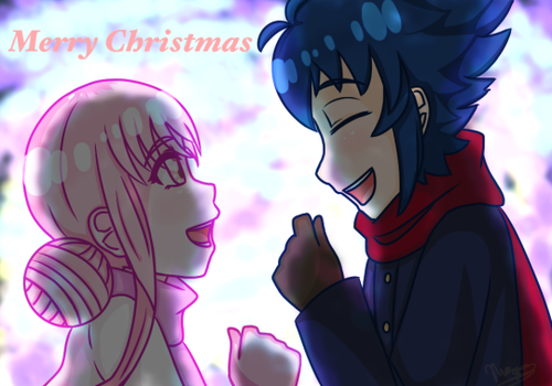 Merry Christmas for Tiruru! by Artistic-Sofie