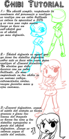 Chibi Tutorial -Spanish by Rumay-Chian