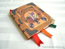 The Enchiridion Big Book - Adventure Time by MyFebronia