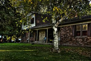 House HDR by chancellorr