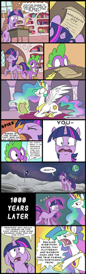 Comic: For Her Eyes Only by SpainFischer