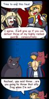 BlazBlue: You Brute by LastRyghtz