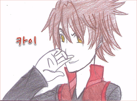 Ninjago Kai Anime Korean by Princess-Riko