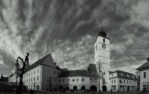 la turn sibiu by oblious