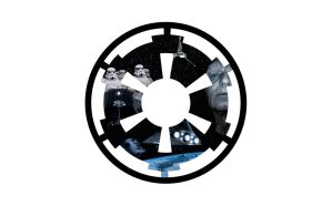 Galactic empire logo by LiyaY