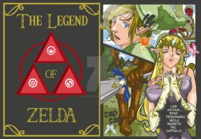 The Legend of Zelda by StudioEffedue