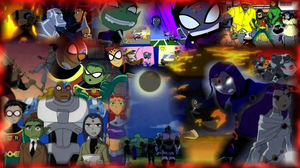 Teen Titans Season 4 Wallpaper by SailorTrekkie92