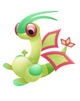 Flygon by TheRuud