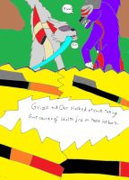 The Data wolf's pg10 by pd123sonic