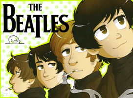 ::The Beatles:: by Keed-Kat