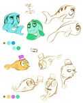 Fishes by MistyTang