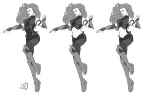 Starfire Second Concept Designs by TTProject
