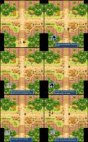 Mystery Dungeon peace dawn 3 by Darkmaster09