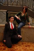 Rule 63 Uncharted: The adventurer and the magician by LadyofRohan87