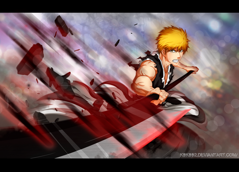 Bleach - Ichigo end by k9k992