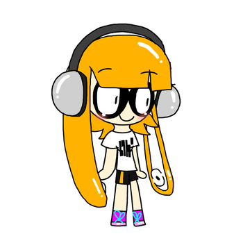 Inkling by lalakun0123