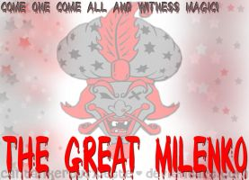Great Milenko by cantankerousXlette